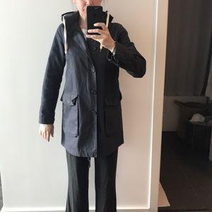 J. Crew Rain Coat! Size Sm. 🌧☔️